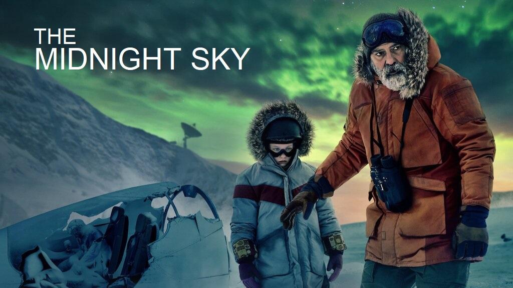 Niebo o północy