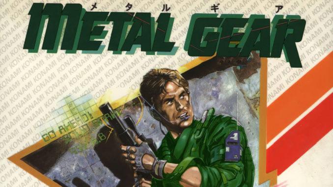 Okładka Metal Gear