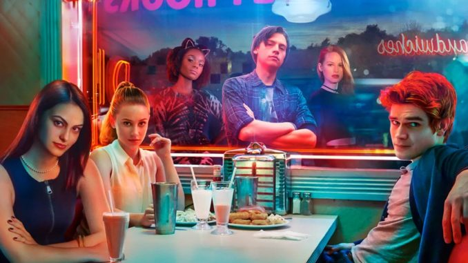 riverdale tapeta
