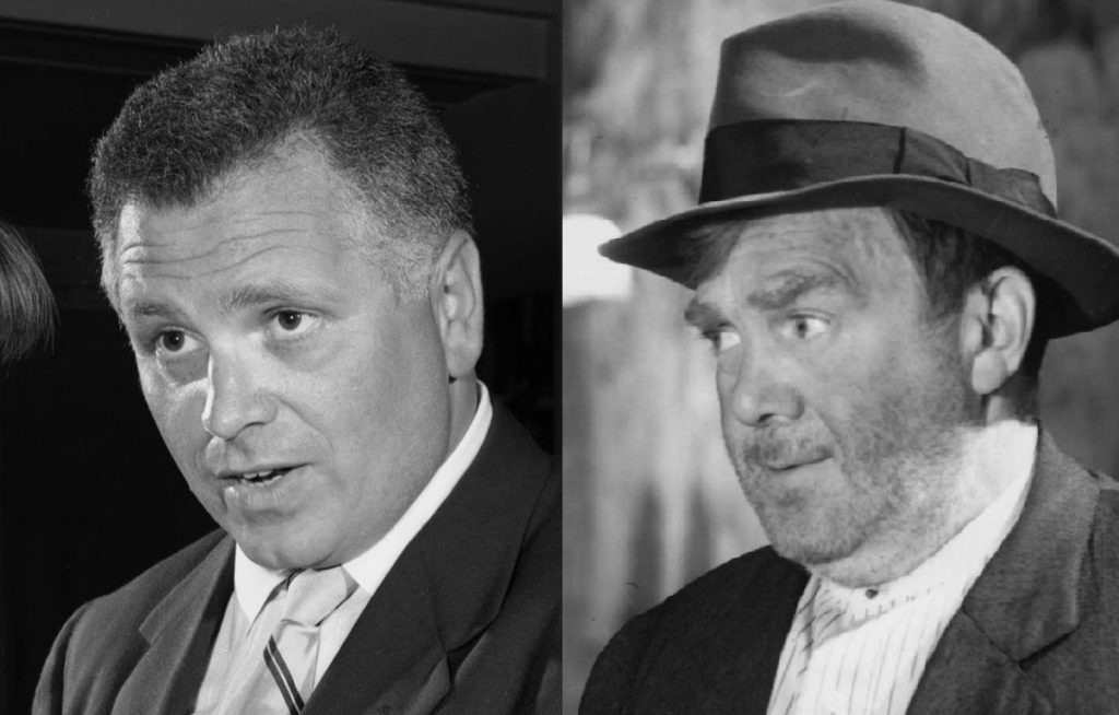 Bert Freed i Thomas Mitchell