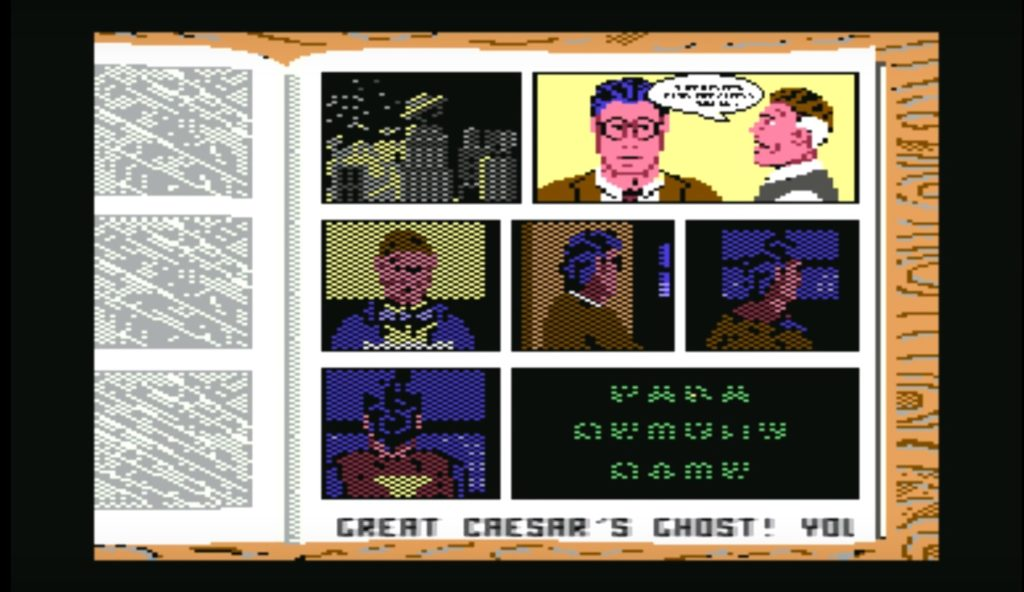 Superman 1989 C64