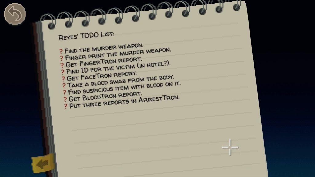 thimbleweed park lista