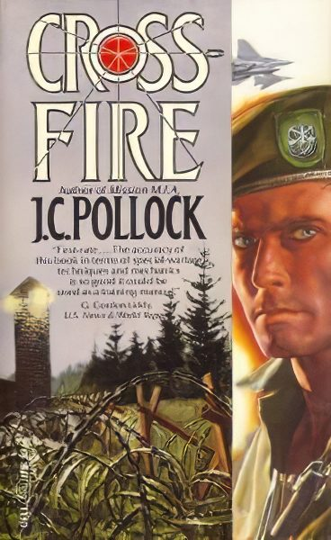 Crossfire Pollock książka