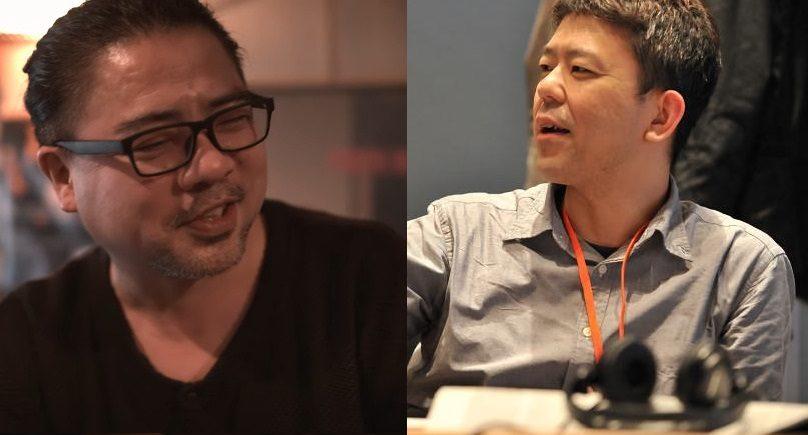 Keiichiro Toyama Takayoshi Sato