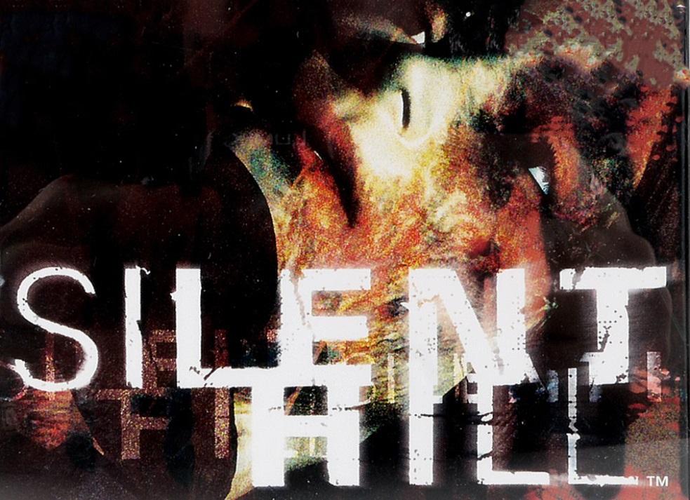 Okładka Silent Hill
