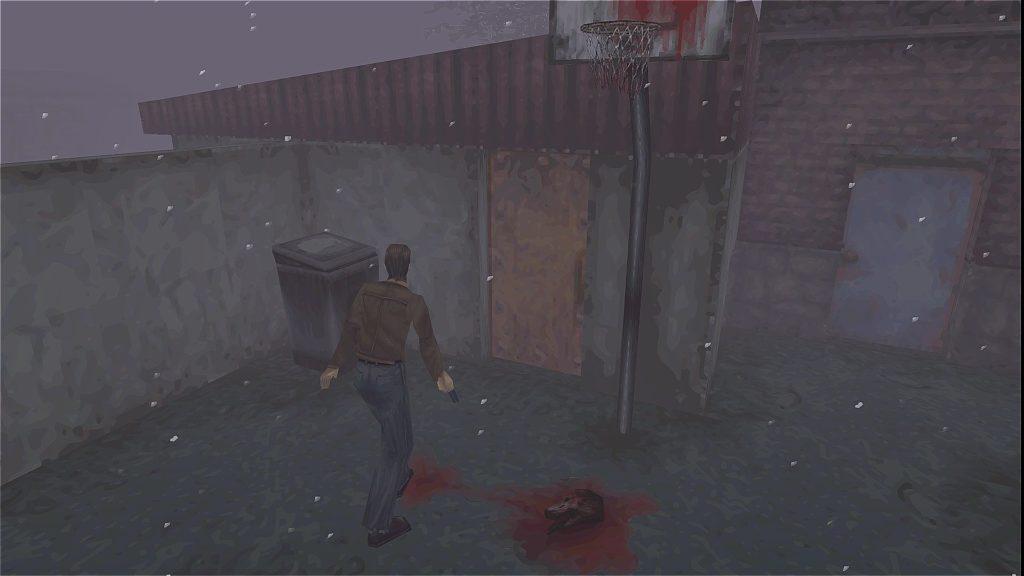 Silent Hill gra
