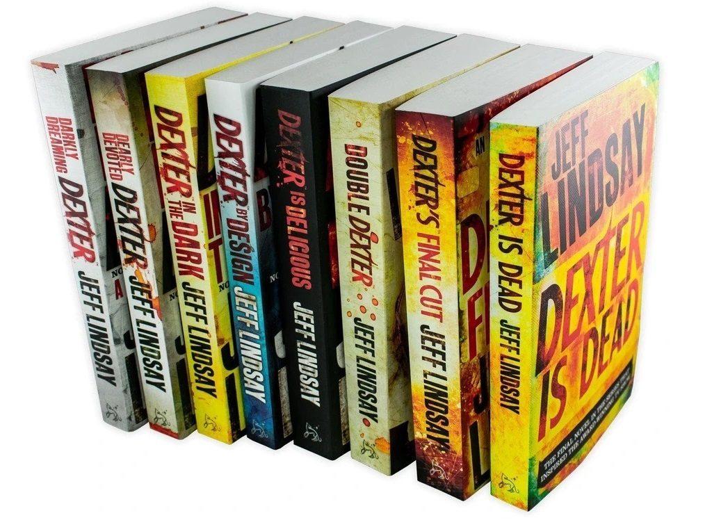 Dexter książki