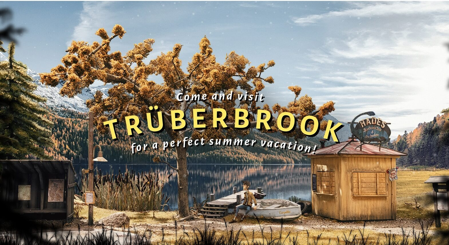 Truberbrook tapeta