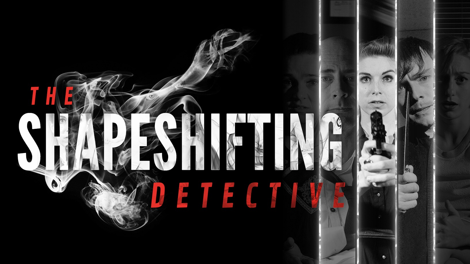 Shapeshifting detective gra